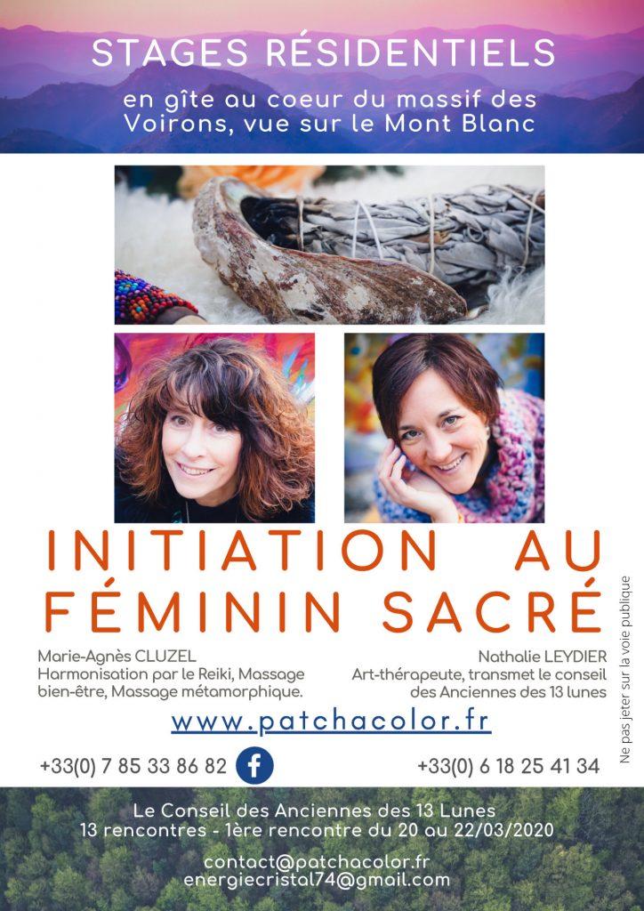Initiation au féminin sacré